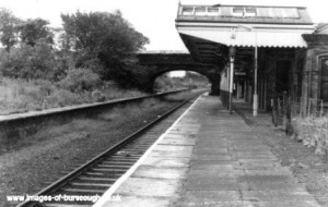 Burscough Junction 1970s 1