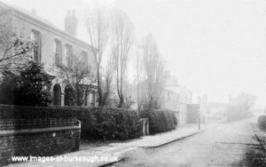 Burscough - Junction Lane - early 1900s (2) - Copy 1