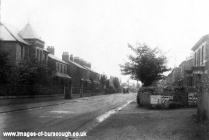 Mill Lane c1900 (2) - Copy 1