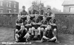 st Johns school football team