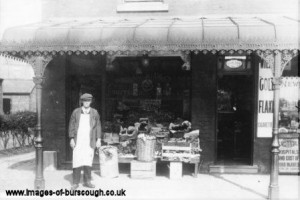 T. Culshaw & Sons' Grocery store at 57 Liverpool Road (North), c1920s (3) copy 1