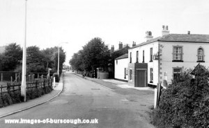 Junction Lane, c1960