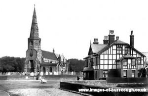 st cuthbert halsall, 1900