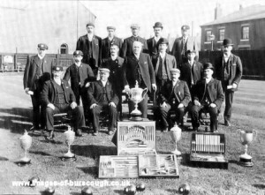 cambridge bowling team c1907 - Copy