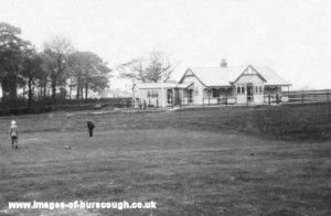 ormskirk golf club c1904