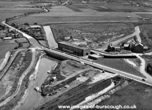 CROSSENS DRAINAGE 1961